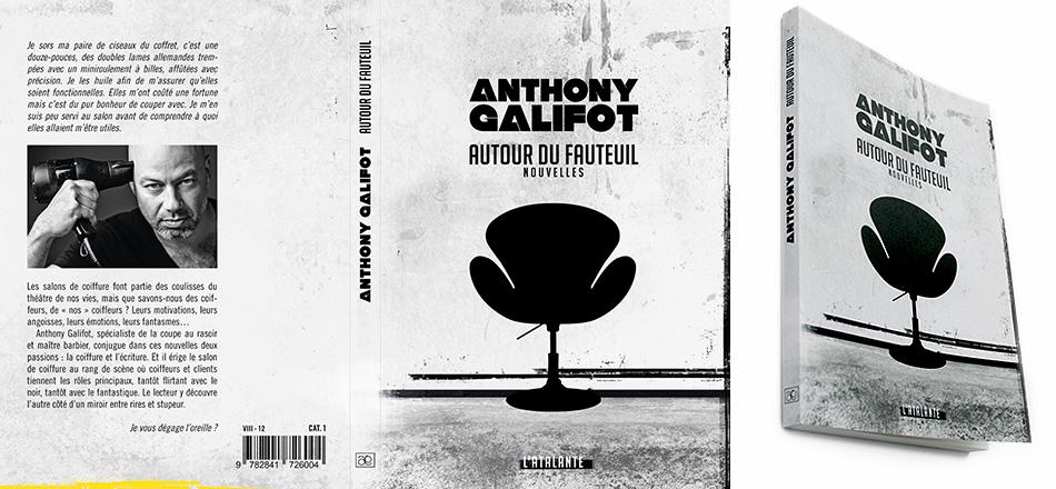 Autour du fauteuil - Anthony Galifot - l'Atalante 2012
